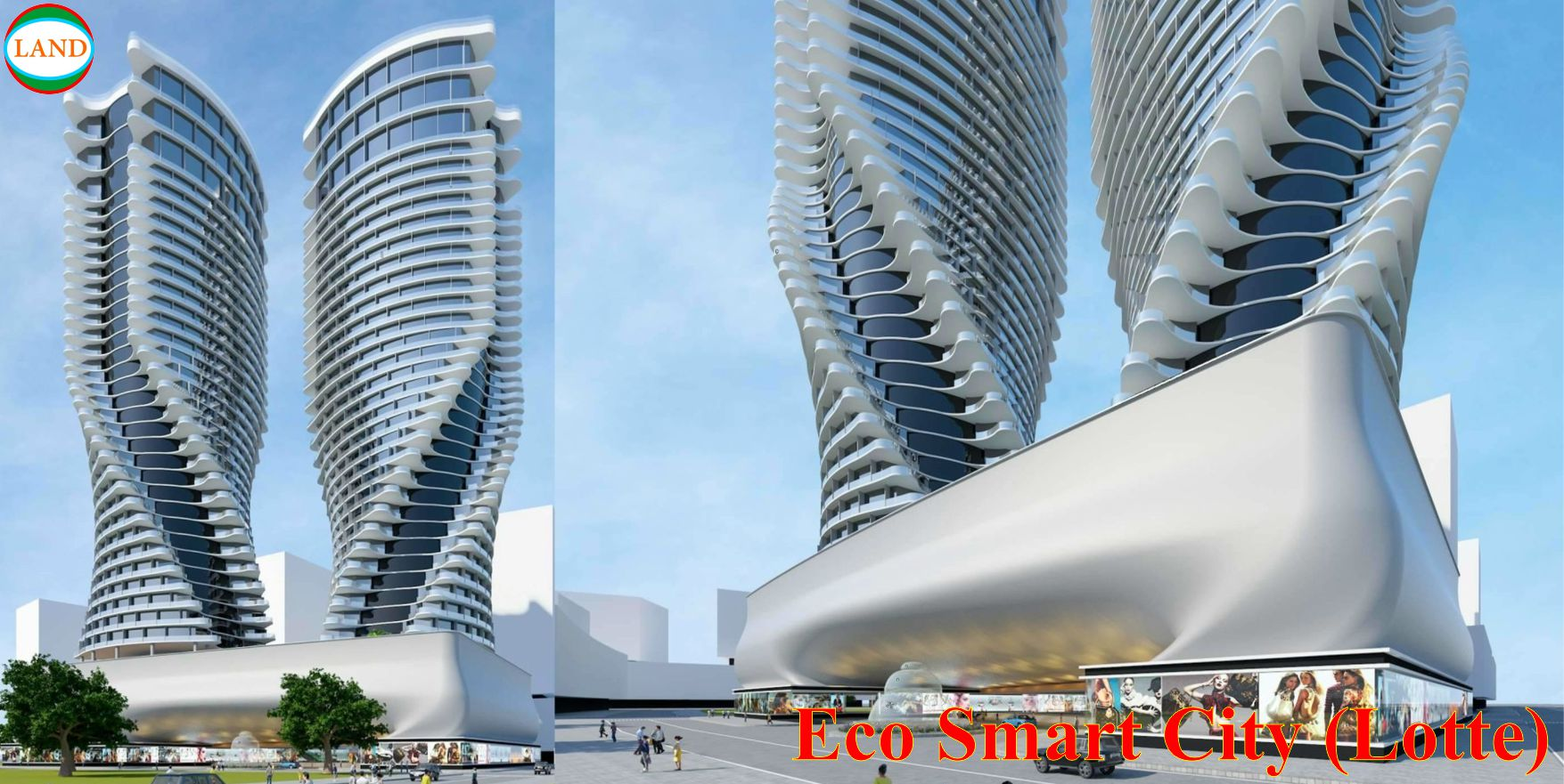 Eco Smart City (Lotte Thủ Thiêm)