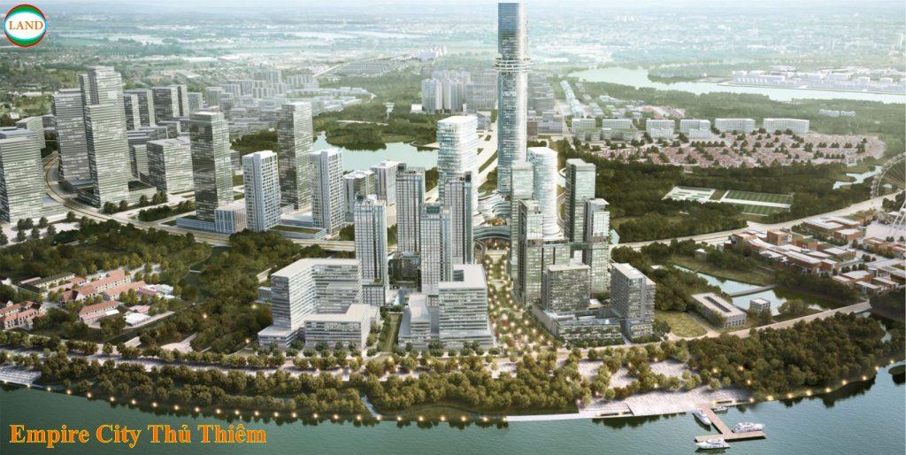 Empire city Thủ Thiêm