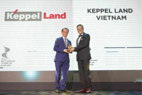 nhà phát triển dự án Kepple Land