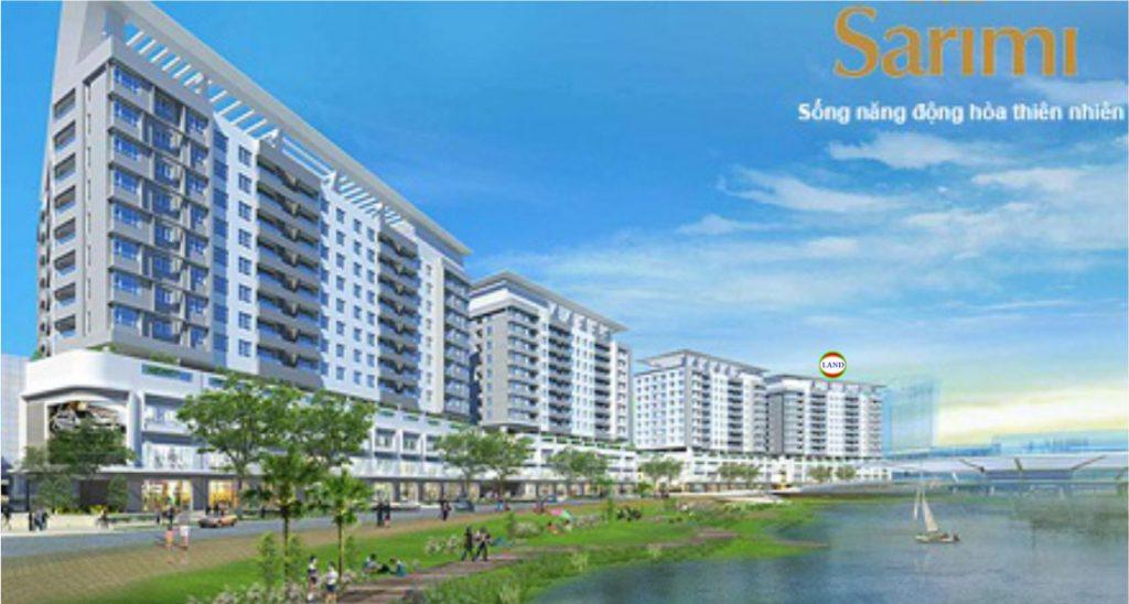 Dự án căn hộ chung cư Sarimi - Sala Đại Quang Minh