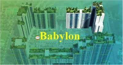 tháp babylon - new city thủ thiêm
