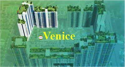 tháp Venice - New City Thủ Thiêm
