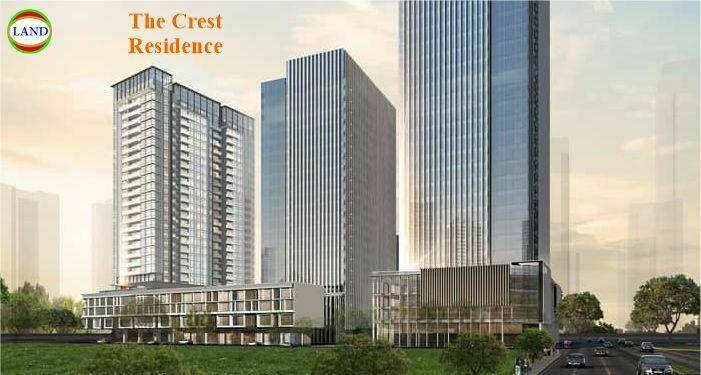 The Crest Residence - Metropole Thủ Thiêm
