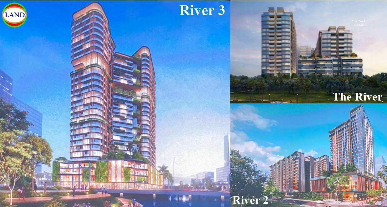 Tổng quan The River Thủ Thiêm