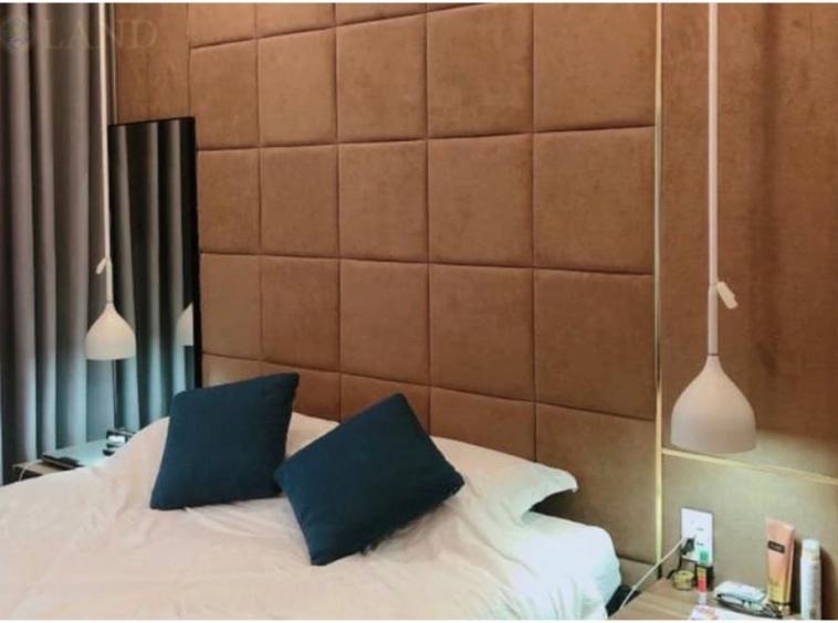 Phòng ngủ căn hộ sân vườn 3 phòng ngủ new city mại chí thọ