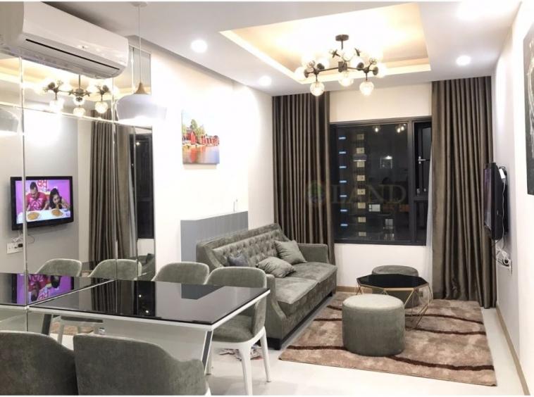 Căn hộ 1 phòng ngủ new city apartments
