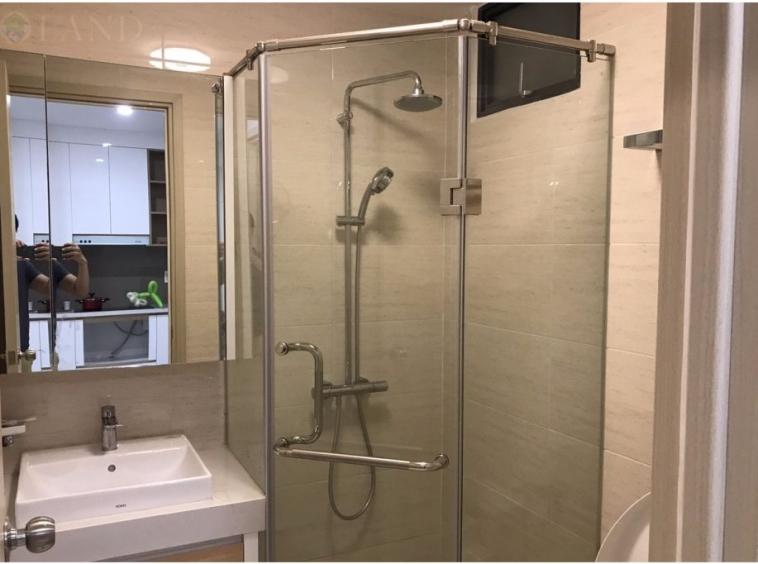 Phong tăm căn hộ 1 phòng ngủ new city apartments