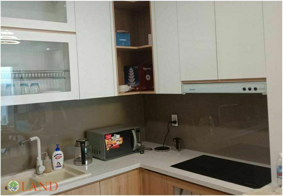 Bếp căn hộ 3 phòng ngủ new city an phú 1