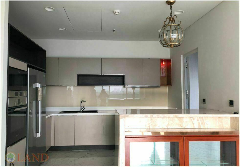 Sl02 bếp căn hộ 3 phòng ngủ sarica sala thủ thiêm