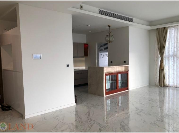 Sl02 view phong bếp căn hộ 3 phòng ngủ sarica sala thủ thiêm