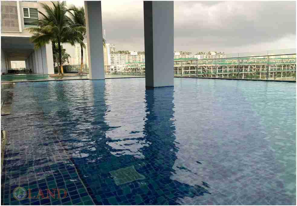 Sl02 tiện ích hồ bơi căn hộ 3 phòng ngủ sarica sala thủ thiêm